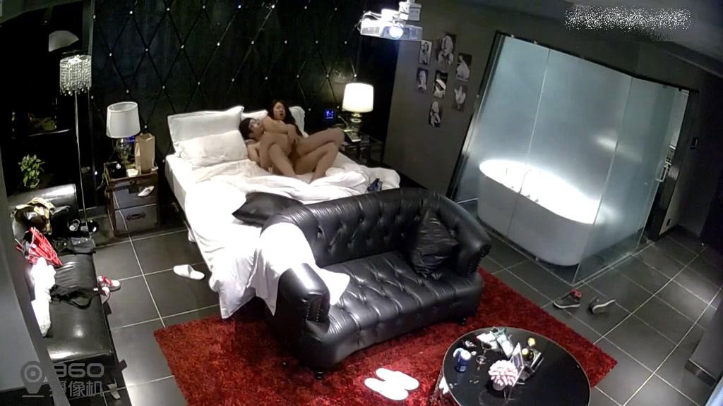 學生情侶開房被針孔攝影機清楚錄下